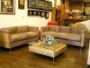 牛皮籐飾沙發