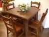 柚木餐桌椅63