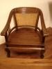 柚木座椅66