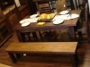 柚木餐桌椅69