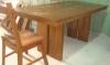 柚木桌椅組合