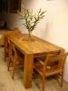 柚木餐桌椅傢俱