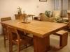 柚木餐桌椅1