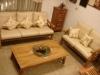 柚木造型沙發組
