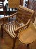 柚木休閒桌椅組