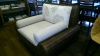 藤與海草編織~現代造型沙發