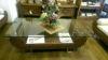 藤與海草編織~現代造型桌