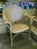 法式蝴蝶椅