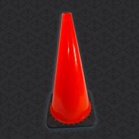 紅色交通錐(中空成型)
