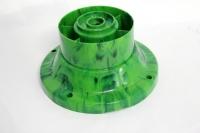 射出成型-電風扇零件-大理石花紋