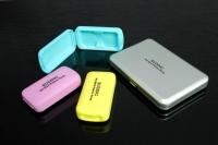 塑膠晶片盒