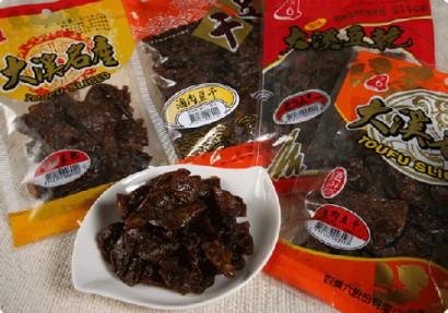 黑胡椒豆干、狀元包干、滷肉豆干、五香層層豆干