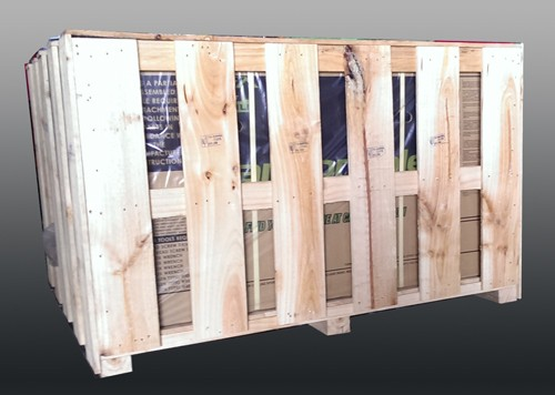 優質的木條箱,保護、防震功良好,適合各種電子產品、高價物品包裝運送,滿足各種出口運送的需求。