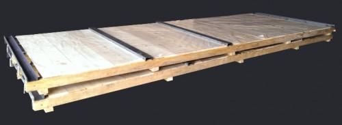 外銷機械木箱設計包裝
