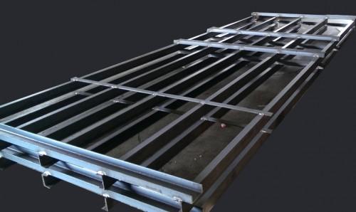 重型機械木箱設計包裝