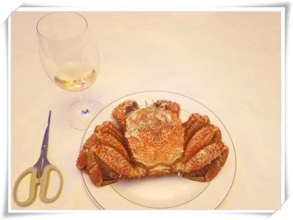 克羅采羅蝦海鮮餐廳~毛蟹