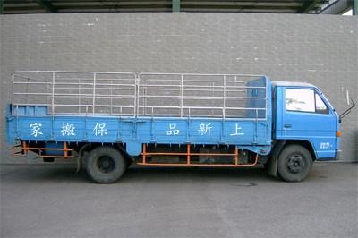 上新-台中搬家公司貨車(空)
