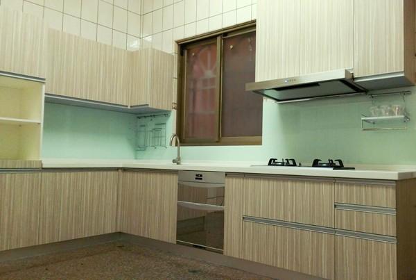 萬事達L型系統廚具、系統廚櫃、系統櫃